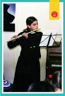 Malki - a gifted musician