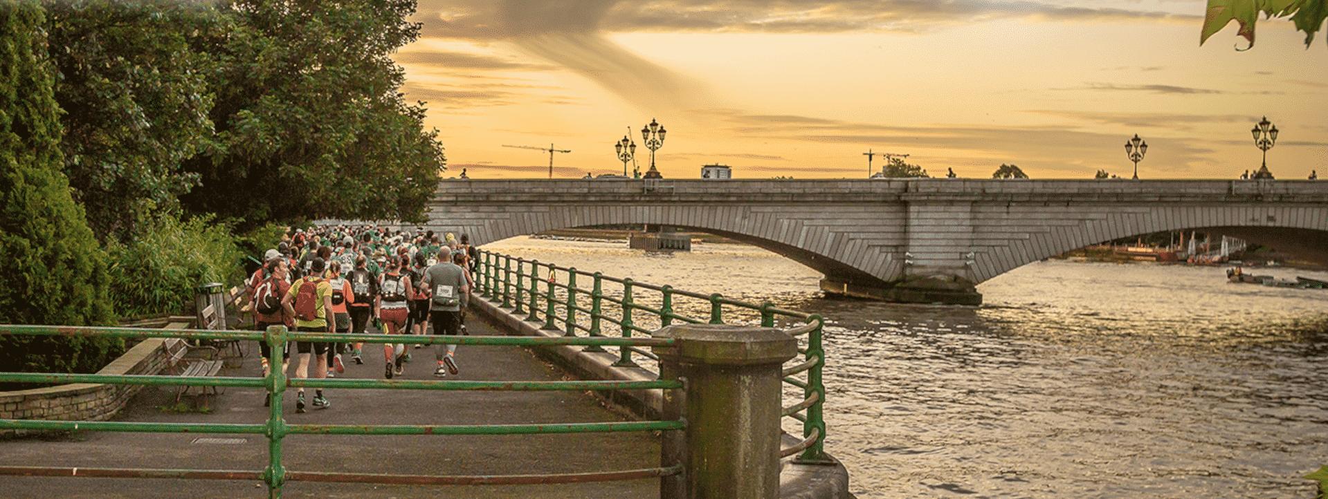 Thames Path - Henley Bridge
