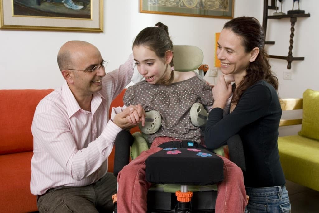 """""""Don't leave them behind"""" – The rights of children with severe physical disabilities in Israel"""